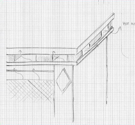 Woodwork sketch #6